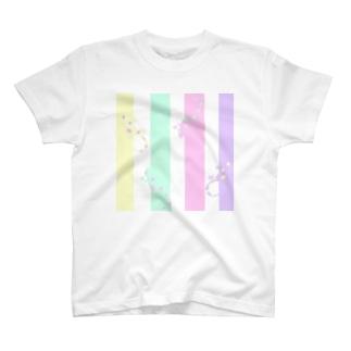 ゆめいろとかげ T-shirts