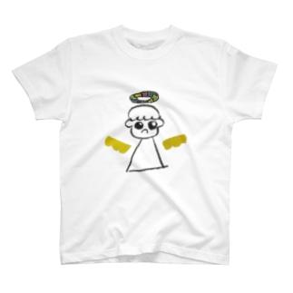 てんしちゃんbyヨータロー。 T-shirts