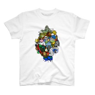 World travel -2 T-shirts