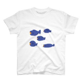 おさかなファイブ T-shirts
