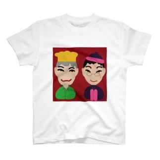 シルクロードグッズ T-shirts