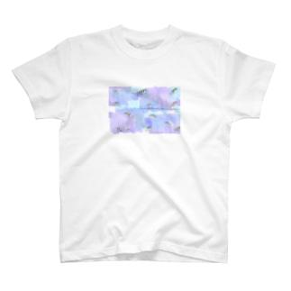 水槽のアベニーパファー T-shirts