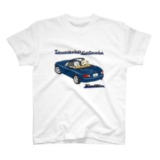 NBロードスター✖️ごろんたころんた T-shirts