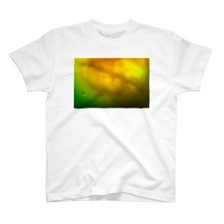japan's sea s32 硫黄島 水中風景 T-shirts