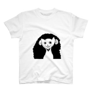 邪神(手は上げない) T-shirts