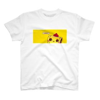 ひょっこりドカン君 T-shirts