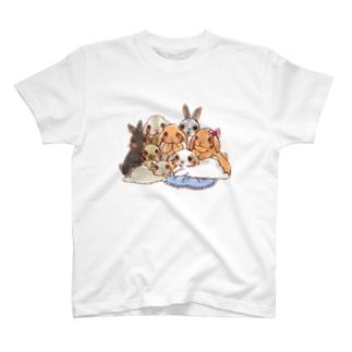 ネロちゃんと仲間たち T-shirts