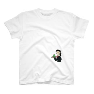 ソーダフロート T-shirts
