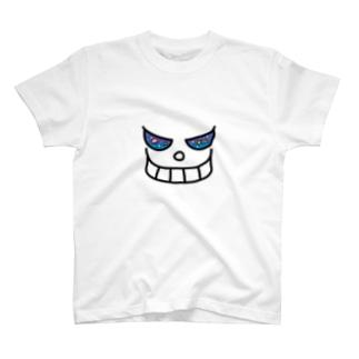 ネコサンの中は宇宙です T-shirts