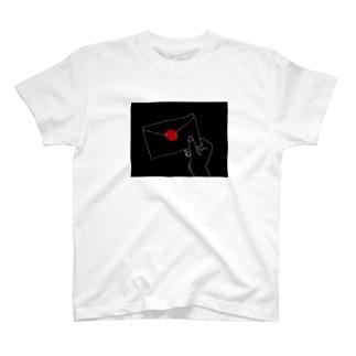 手紙  T-shirts