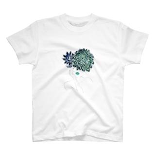 【 Dahlia Head 】part.2 T-shirts