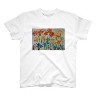 みなみの島の花 T-shirts