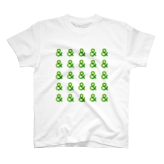 スナップアンドウ T-shirts