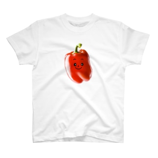 お買い得人面パプリカ T-shirts