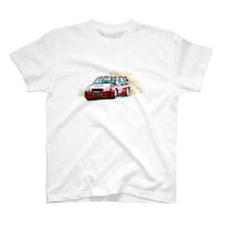 1998年三菱ランサーエボリューションⅤ GroupA T-shirts