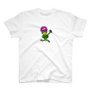 大学デビュー河童 T-shirts