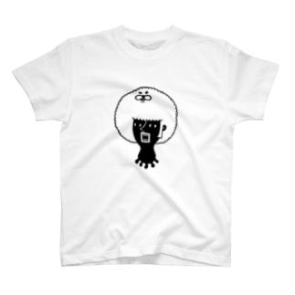 タマイオカ T-shirts