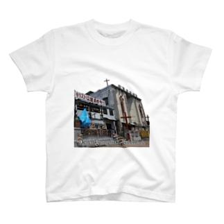 大阪救霊会館 T-shirts