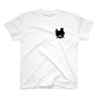 クラブロゴグッズ(ロゴのみ) T-Shirt