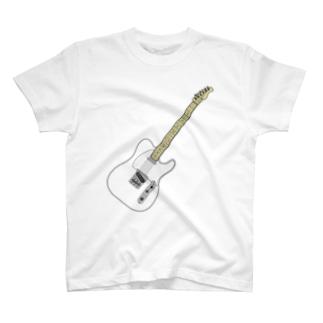 あなた色のテレキャスター T-shirts