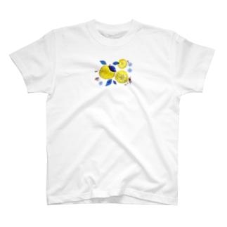 イロドリ柚子 T-shirts