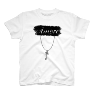 Amore&Tiamo ペアルック T-shirts