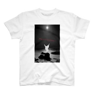 月夜のバレリーナ T-shirts
