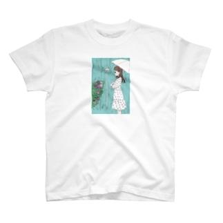 6月生まれの女の子 T-shirts