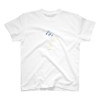 夏のセーラー服ボーイ T-shirts