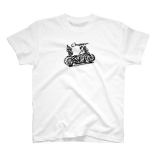Chopper  T-shirts