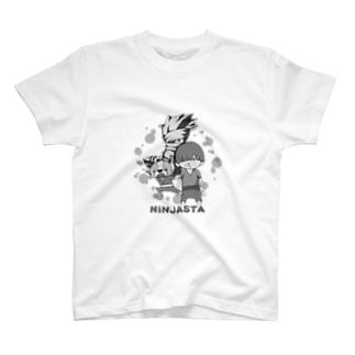 ニンジャスタ T-shirts
