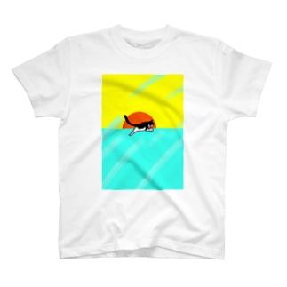うちのねこのGO SUMMER! T-shirts