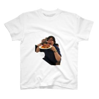 インドに行くやつ T-shirts