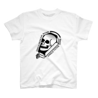 生まれたシングルダイシングル T-shirts