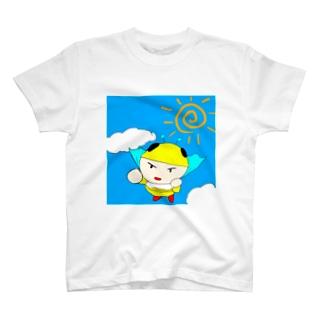 ぶんぶんマン T-shirts