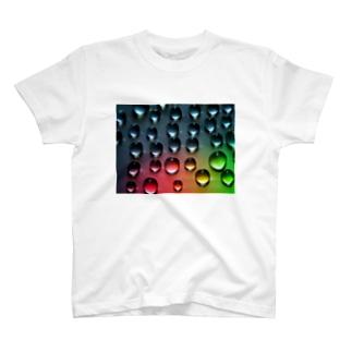 水滴ドッド T-shirts