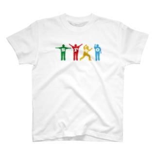 「ザ・審判ズ」 T-shirts