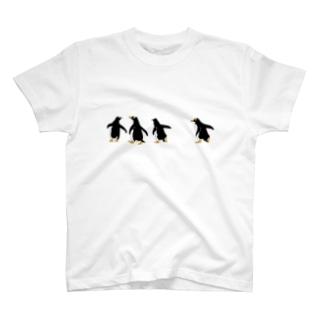急ぐペンギン T-Shirt