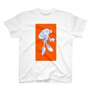 絵のついた服 T-shirts