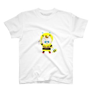 ぶんぶんベイビー T-shirts
