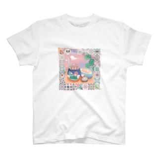 ドリアンMIXスムージー T-shirts