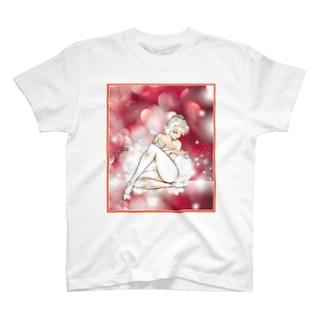 白い妖精 T-shirts