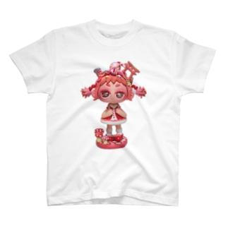 すかーれっとTシャツ。 T-shirts