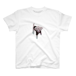 Suisui 切り抜き犬Ⅲ T-shirts