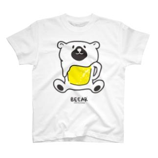BEEAR(ビーアー) T-shirts