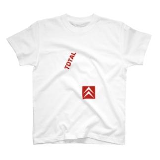 LHMボトル風Tシャツ T-shirts