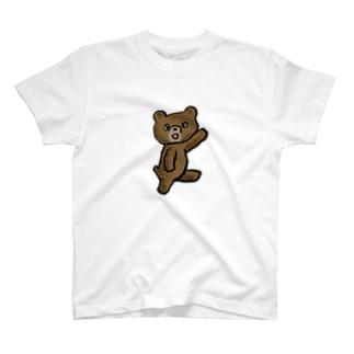 小熊 T-shirts