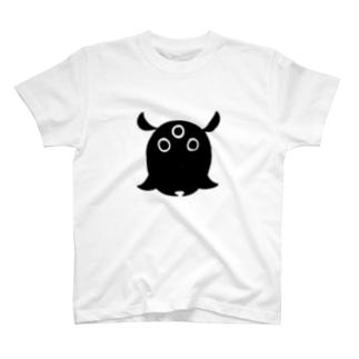 三つ目メンダコちゃん T-shirts