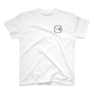 餅の妖精「小金餅」 ワンポイント T-shirts