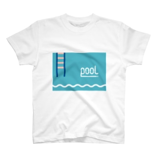 swim pool T-shirts